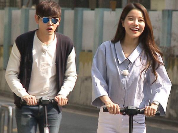 Eric Nam dan Solar Mamamoo Putuskan Nama Couple Unik di 'We Got Married'!
