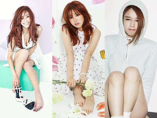 Tiga Solois Wanita Seksi Hadir di Panggung K-Pop, Siapa Juaranya?