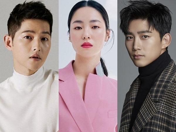 Song Joong Ki dan Jeon Yeo Bin Dikonfirmasi Main Drama Baru tvN Bareng Taecyeon 2PM
