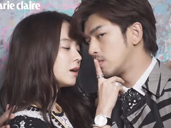 Song Ji Hyo dan Chen Bo Lin Habiskan 'Bulan Madu' di Bali?