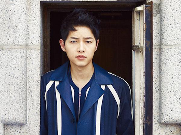 Duh, Pengelola Fancafe Resmi Song Joong Ki Diduga Gelapkan Dana Penggemar!
