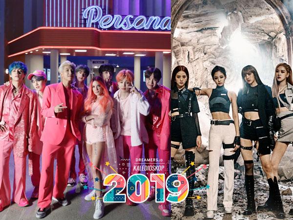 K-Pop Daebak! #SpotifyWrapped Ungkap Artis dan Lagu Korea yang Paling Banyak Diputar di 2019