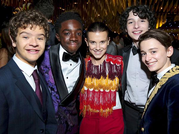 Sukses Besar, Seluruh Pemain 'Stranger Things' Naik Gaji Sampai Miliaran Per Episode!