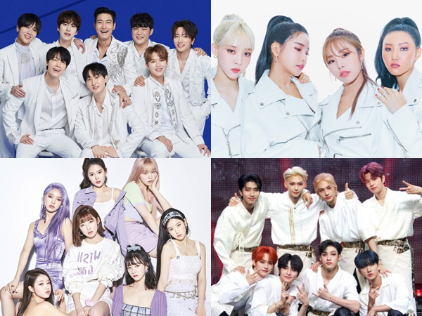Super Junior, MAMAMOO, Hingga Stray Kids Siap Tampil di Konser Amal MBC