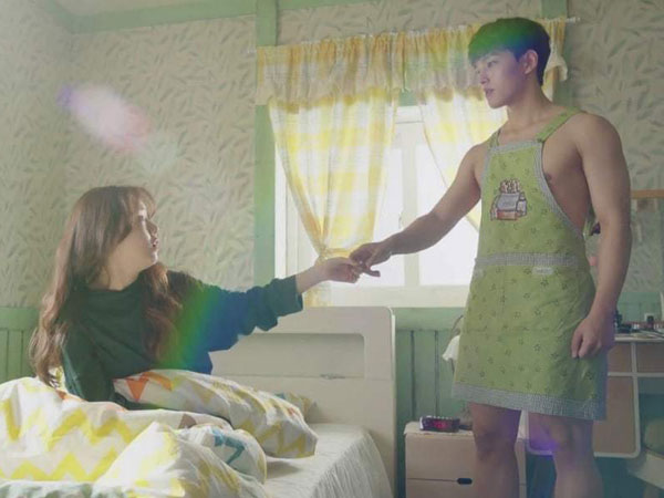 Kocaknya Pertemuan Pertama Minah Girl's Day dan Yeo Jin Goo dalam Teaser 'Absolute Boyfriend'