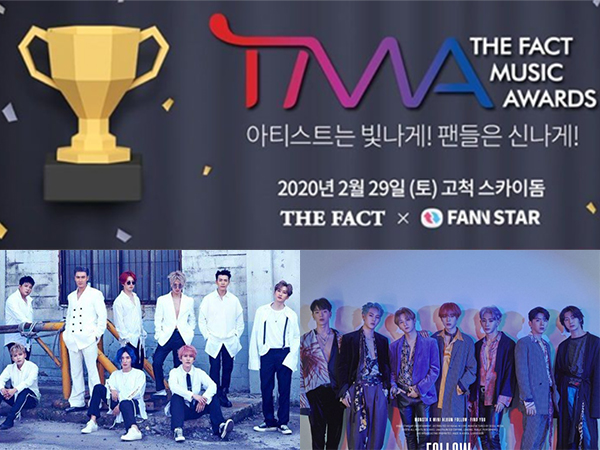 Super Junior Hingga MONSTA X Dikonfirmasi Tampil di 'The Fact Music Awards 2020'