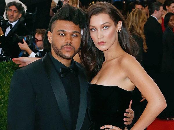 Terus Curhat Tentang Mantan, The Weeknd Benar Balikan Dengan Bella Hadid?