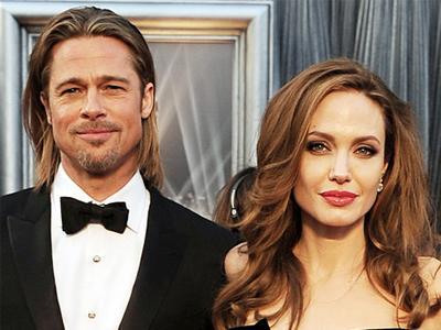 Mobil Brad Pitt - Angelina Jolie Dibobol Rampok?
