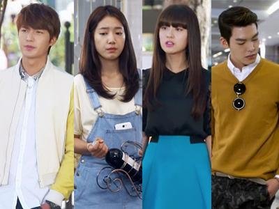 Yuk Intip Serunya Gaya Fashion The Heirs