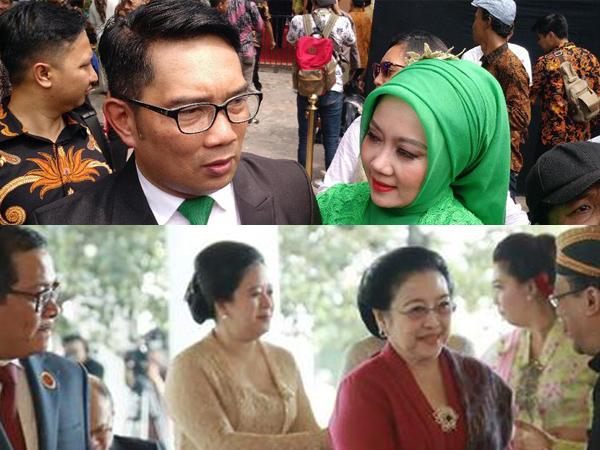 Sederet Gaya Pejabat dan Politikus di Pernikahan Kahiyang-Bobby yang Patut Disimak (Part 2)