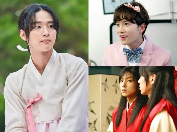 5 Aktor Korea Ini Pernah Berperan Sebagai Cewek Dalam Drama Korea
