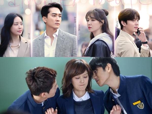 5 Drama Populer Lee Ji Hoon, Lawan Main Kim So Hyun di 'The Moon Rising River'