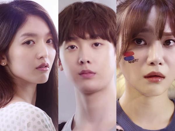 Sanha Astro Terlibat Cinta Segitiga Dengan Chanmi dan Yuna AOA Dalam Web Drama 'Love Formula 11M'
