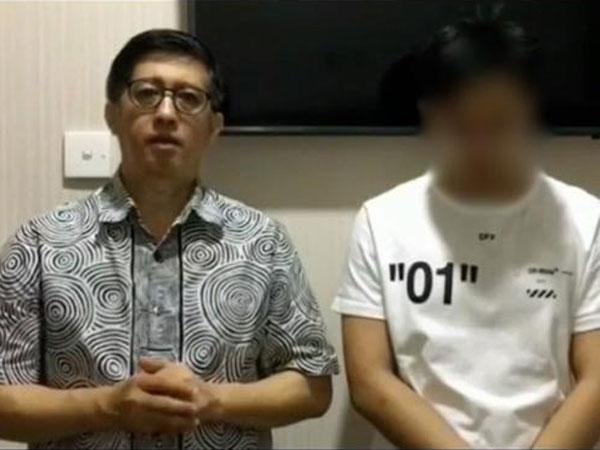 Video Permintaan Maaf Orang Tua dari Anak yang Ancam Tembak Jokowi, Tak Kalah Viral
