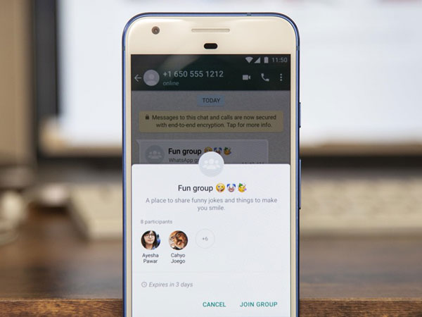 Tak Asal Lagi, Pengguna WhatsApp Sudah Bisa Atur Undangan Masuk Grup