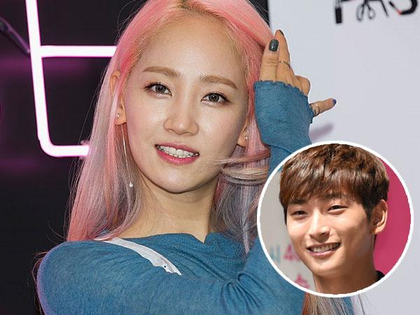 Asmaranya  dengan Jinwoon 2AM Terungkap, Ye Eun Wonder Girls Turut Buka Suara