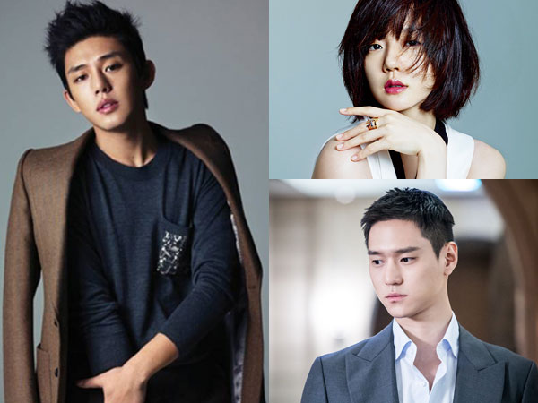 Dilaporkan Sakit, Yoo Ah In Justru Siap Bintangi Drama Baru tvN Bareng Im Soo Jung dan Go Kyung Pyo!