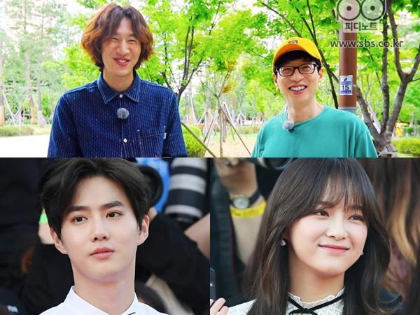 Yoo Jae Suk Hingga Suho EXO Dikonfirmasi Jadi Member Variety Baru Mantan PD 'Running Man'!