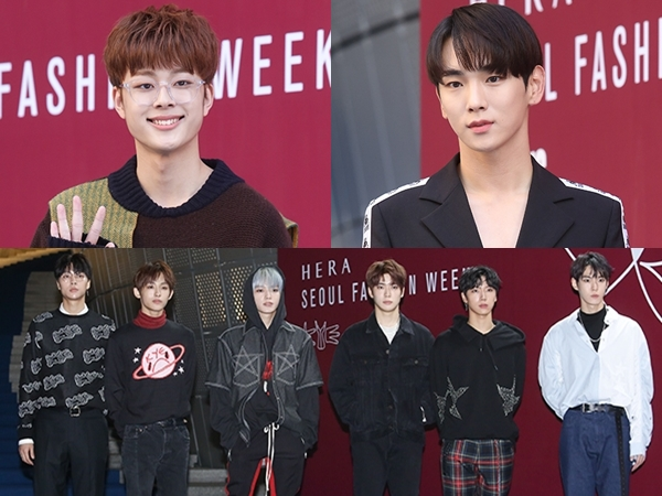 Parade Fashion Musim Gugur Idola K-Pop Pria di '2018 S/S Seoul Fashion Week' (Part 2)