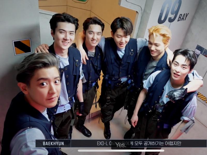 Surprise! EXO Beri Spoiler Akan Segera Rilis Album Baru