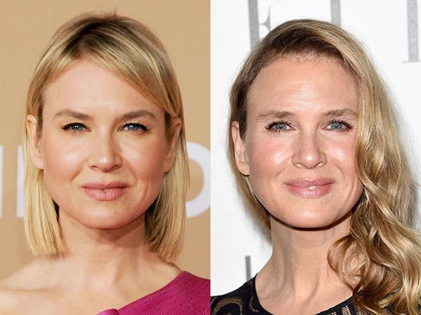 Wajahnya Berubah Drastis, Renee Zellweger Operasi Plastik Habis-Habisan?