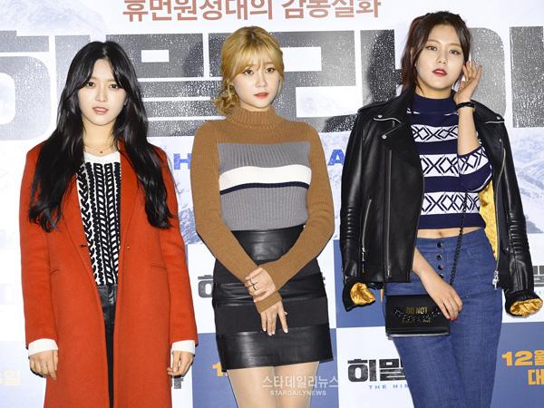 Siap Debut Februari, AOA Umumkan Tiga Member Sub Unit Barunya!