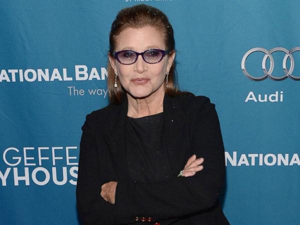 Carrie Fisher 'Star Wars' Tutup Usia, Para Bintang Hollywood Ramai-ramai Kirimkan Doa