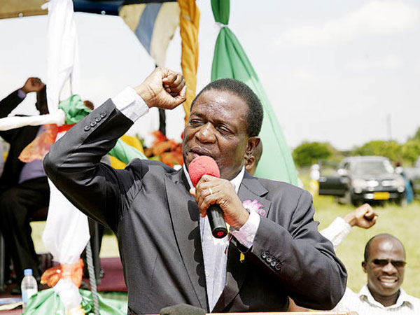Calon Presiden Zimbabwe Gemar Pakai Batik Indonesia