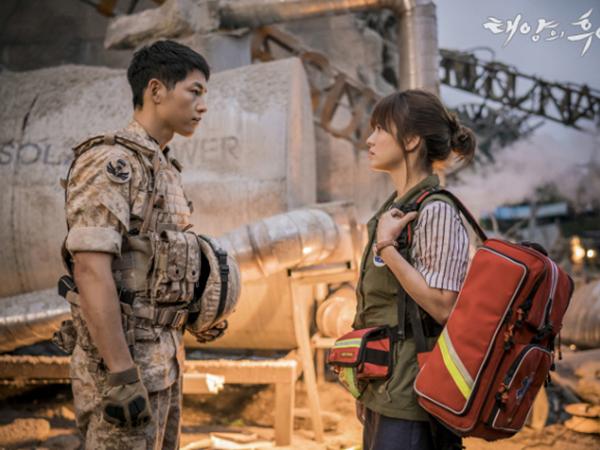 Jadi Drama Paling Hits, 'Descendants of the Sun' akan Perpanjang Episodenya?
