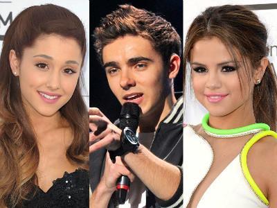 Pacari Ariana Grande, Nathan Sykes 'The Wanted' Sebenarnya Naksir Selena Gomez?