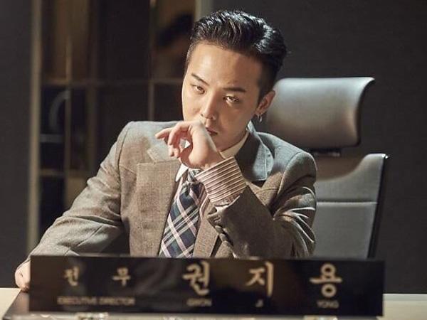 Diminta Jadi Bos Eksekutif, Lucunya Reaksi Panik G-Dragon di 'Infinity Challenge'
