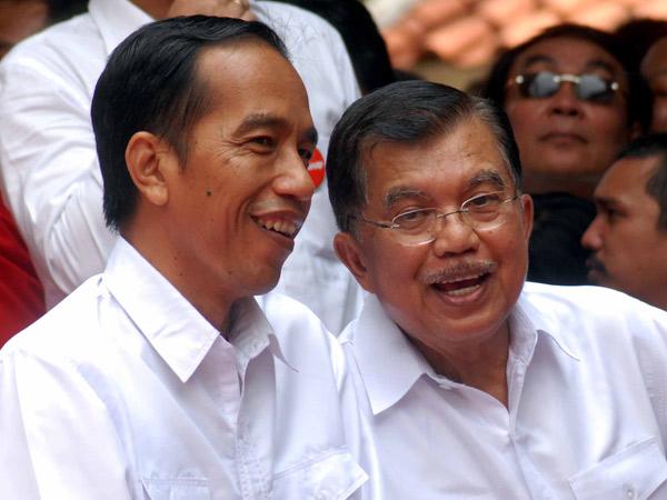 2,5 Tahun Dipimpin Jokowi-JK, Seberapa Tinggi Tingkat Kepuasan Masyarakat Indonesia?