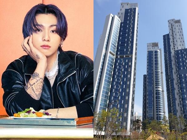 Jungkook BTS Dikabarkan Serahkan Apartemen Seharga Rp 48,4 Miliar ke Kakaknya