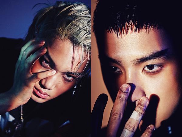 Lebih 'Gelap', EXO Tampil Edgy dan Misterius di Teaser Comeback Selanjutnya!