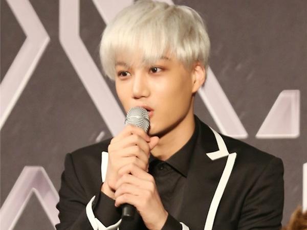 Sukses Gelar Konser Solo Perdana Selama 3 Hari, Ini Ungkapan Perasaan Kai EXO