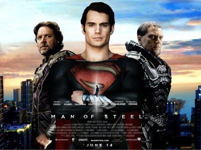 Man Of Steel : Pembuktian Clark Kent, Sang Manusia Baja