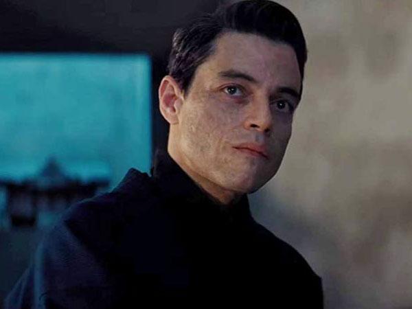 Karakter Villain Rami Malek di 'No Time to Die' Disebut yang Paling Menakutkan