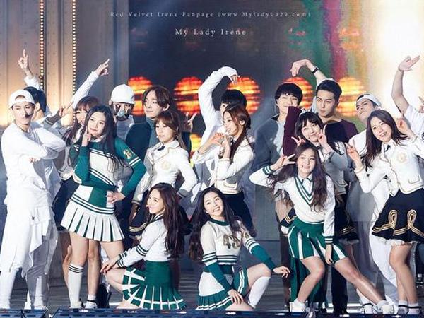 Duh, Berbagai Kesalahan Teknis Kembali Terjadi di SBS 'Music Festival 2014'