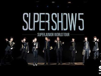 Lebih dari 140 Fans Super Junior Pingsan saat Nonton Super Show 5 di Brazil
