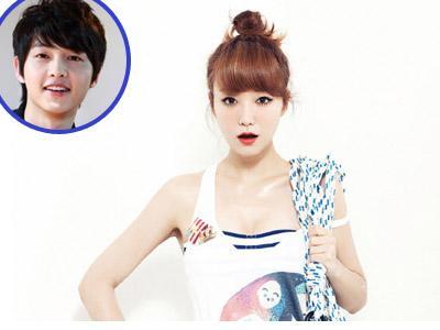 Upss, Shin So Yul Ternyata Lebih Suka Adegan Ciuman dengan Song Joong Ki