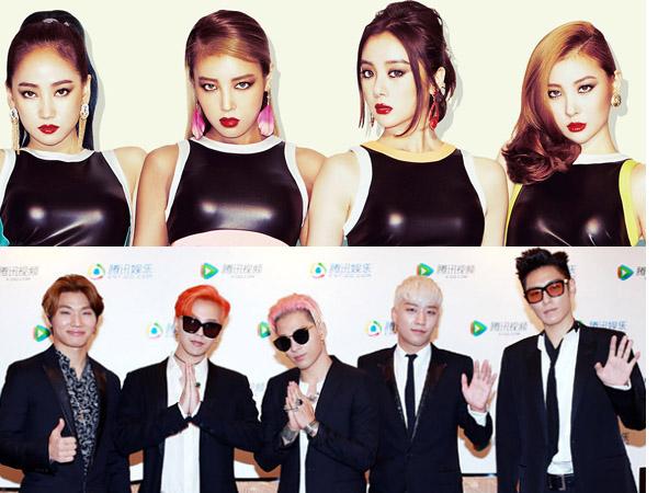 Bersaing Rebut Posisi Pertama dengan Big Bang, Wonder Girls Merasa Canggung?