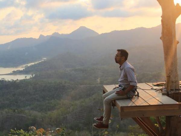 Tidak Kalah Dengan Luar Negeri, Indonesia Juga Miliki Sederet Lokasi Wisata Ekstrim