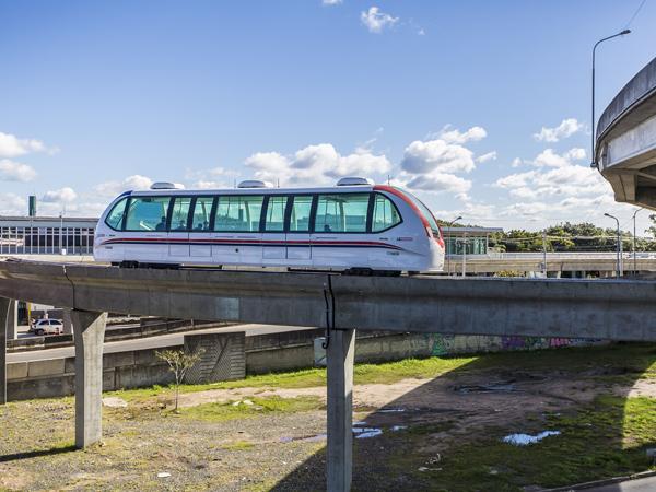 Atasi Kemacetan, Bekasi Akan Bangun Kereta Angin Seperti di Brasil