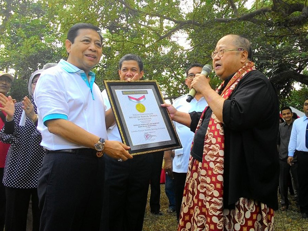 Wow, Pesta Rakyat 17 Agustus-an DPR Pecahkan Rekor Muri!