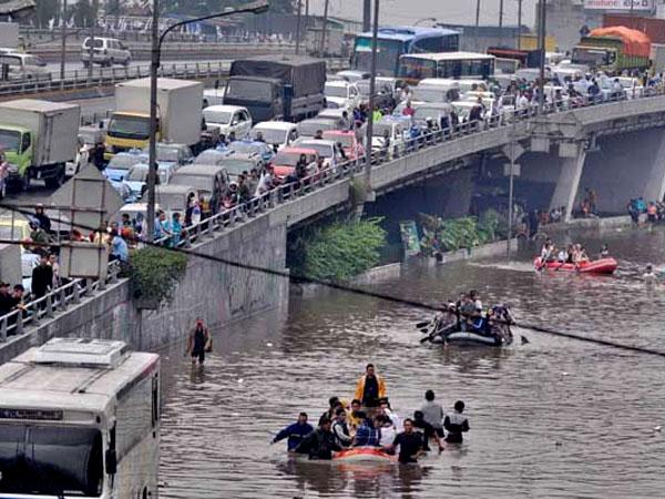 Dana Rp 5 Miliar dari DKI Jakarta Belum Cukup Atasi Banjir Kiriman dari Bogor?
