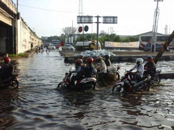 Tingkatkan Waspada Prediksi Jalur Pantura Terendam Banjir Rob Musim Mudik Ini