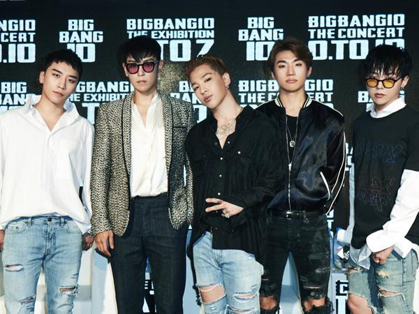 Apa Sih Momen Terbaik dan Membahagiakan Member Big Bang di 10 Tahun Karirnya?