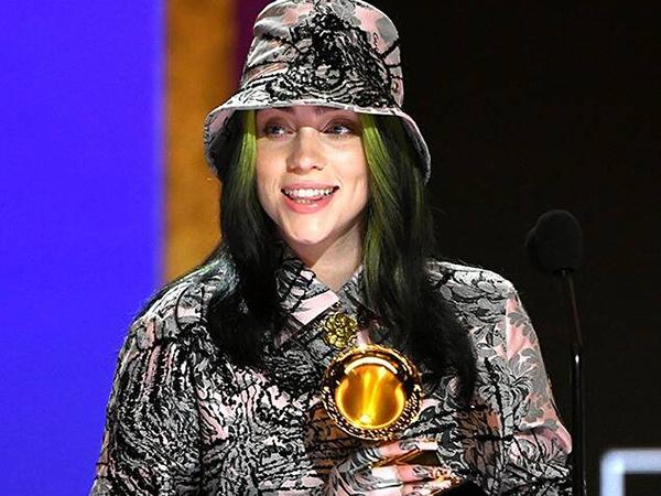 Billie Eilish Malu Menang Grammy Lagi, Sebut Penyanyi Ini Lebih Pantas