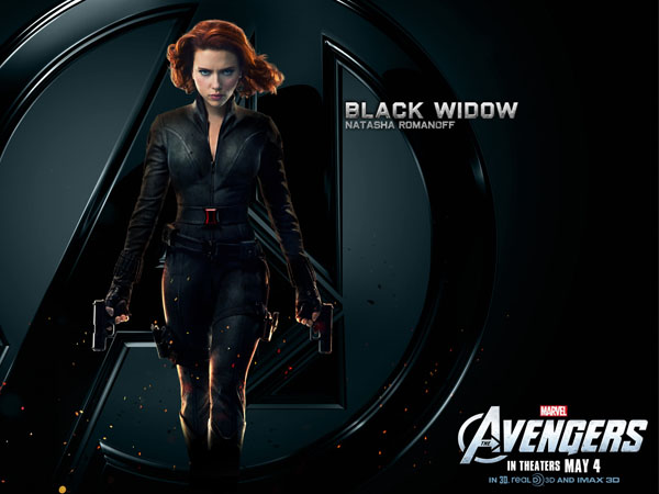 Sutradara 'Game of Thrones' Tangani Film Superhero 'Black Widow'?