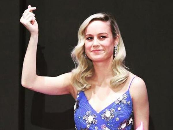 Ketika Brie Larson 'Captain Marvel' Jadi Anggota SNSD